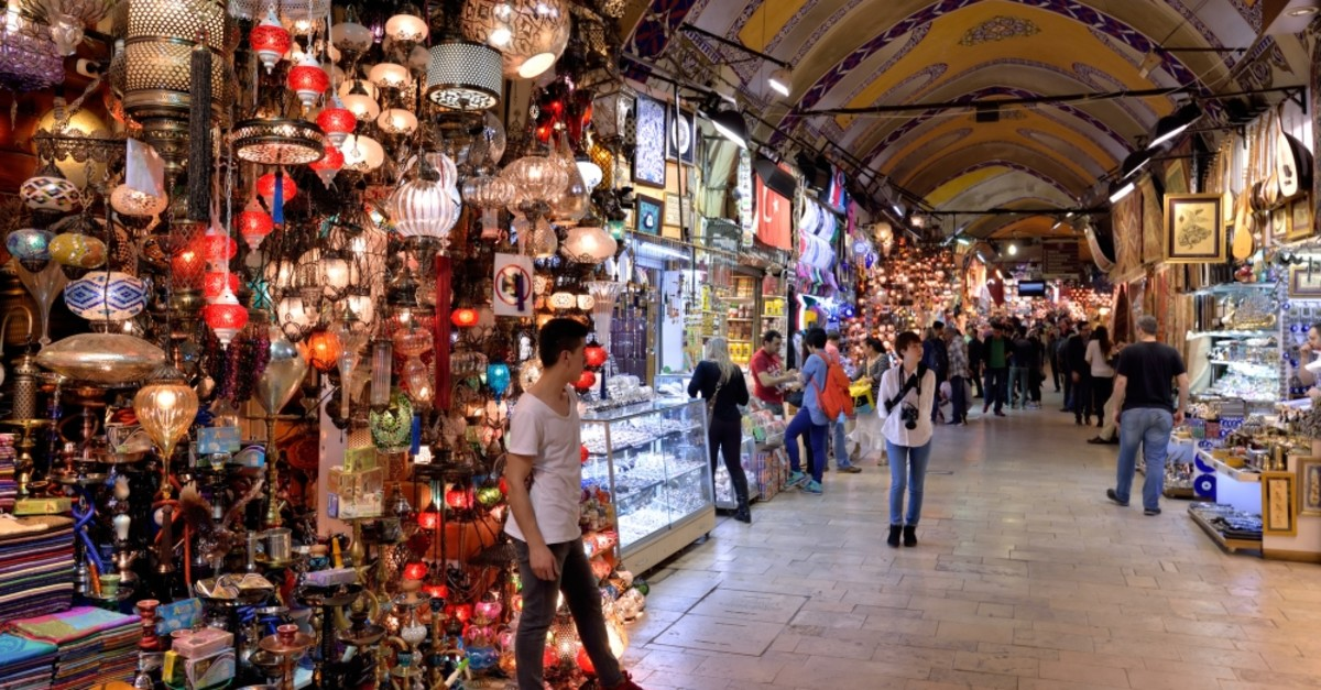 Istanbul's Grand Bazaar is the world's oldest covered bazaar and welcomes hundreds of thousands visitors and shoppers every year.