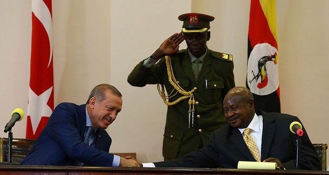 أردوغان: نريد تأسيس علاقات شراكة متساوية وربح متبادل مع الدول الأفريقية