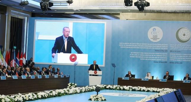 أردوغان: لن نسمح إطلاقًا بشرعنة احتلال مرتفعات الجولان