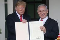 "Golanhöhen: Trump erkennt Israels ""Souveränität"" an"