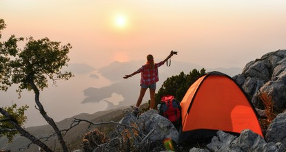 Discover Turkey's most scenic campsites before summer ends