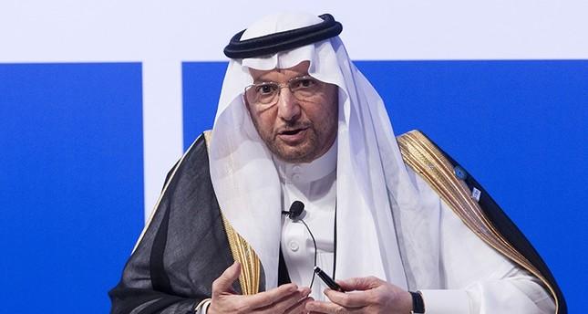 يوسف بن أحمد العثيمين الأمين العام لمنظمة التعاون الإسلامي (الأناضول)