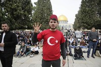 Israel detains two Turkish citizens at Al-Aqsa mosque
