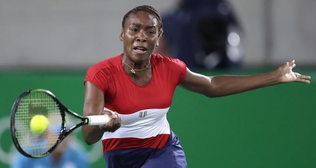 Seven-time Grand Slam champion Venus Williams and other female U.S. Olympians were hacked from a World Anti-Doping Agency database and posted online last year. The agency said the hackers were a Russian cyber espionage group called Fancy Bears.