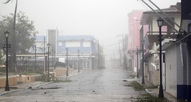 Turkey issues travel warning over Hurricane Maria