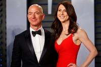 Amazon CEO Jeff Bezos announces divorce with wife MacKenzie