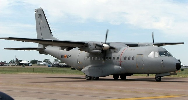 3 Tote nach Absturz eines Militärflugzeuges
