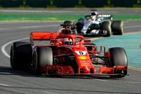 Ferrari's Vettel beats Hamilton in Melbourne, claims season's first win in Australian Grand Prix