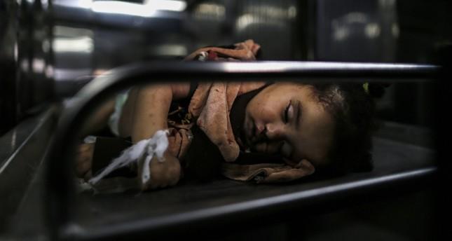 5 قتلى بينهم رضيعة وأمها الحامل وأكثر من 40 جريحا حصيلة العدوان الإسرائيلي على غزة