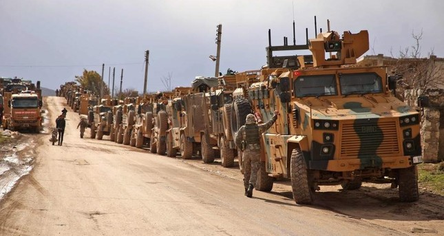 Turkey has alternative plans for Idlib if warnings ignored