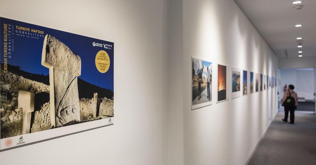 Belgrade is hosting the u201cGu00f6beklitepe Exhibitionu201d during Turkey Week.
