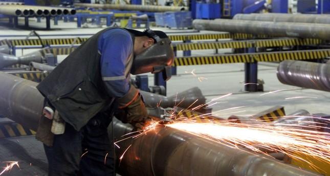 ارتفاع مؤشر الإنتاج الصناعي التركي 6.2 % في أبريل الماضي