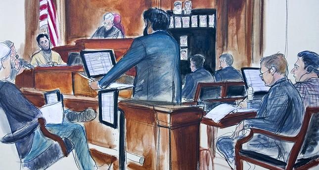 الادعاء الأمريكي يطالب بالسجن 188 شهراً للنائب السابق لمدير مصرف خلق بنك التركي