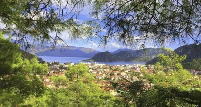 موغلا التركية عاصمة السياحة الخريفية