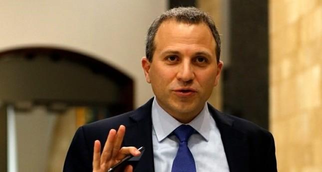 جبران باسيل - وزير الخارجية اللبناني