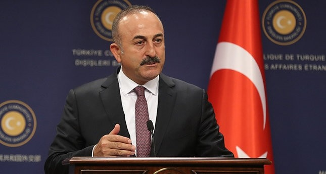 جاوش أوغلو يبحث مع هان العلاقات بين تركيا والاتحاد الأوروبي
