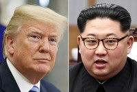 Trump says summit with North Korea's Kim may be delayed