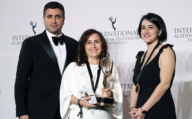 Turkish drama 'Kara Sevda' wins 'Best Telenovela' at International