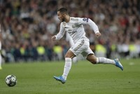 Hazard to miss Clasico over ankle fracture
