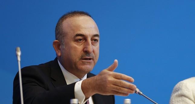جاوش أوغلو: تركيا لطالما دعمت المفاوضات القبرصية