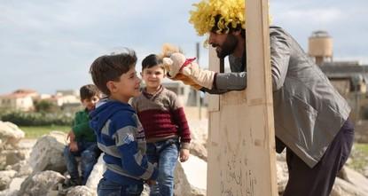 Syrian NGOs mark Assad regime chemical attacks