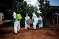 Death toll from Ebola rises to 698 in DR Congo