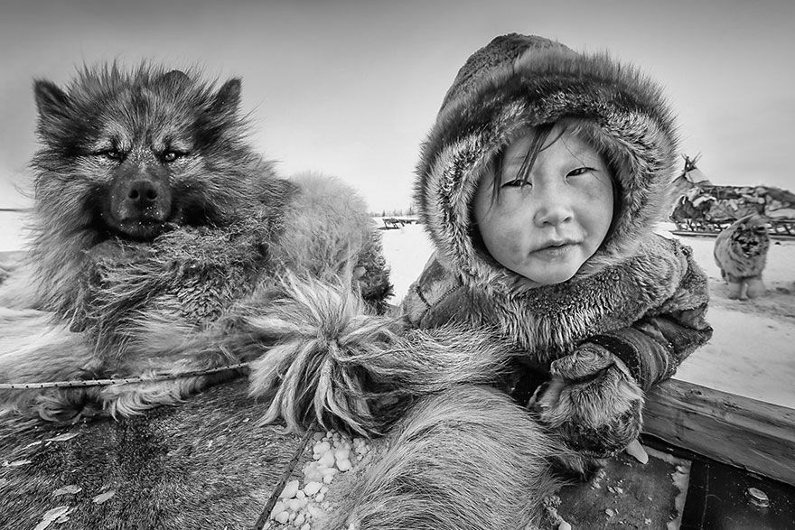 Little Nenets Nedko, Russia - Honorable Mention, Journeys and Adventures