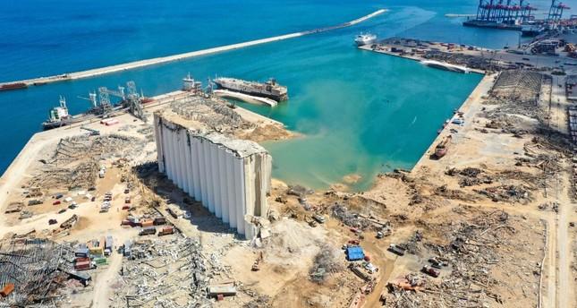 القضاء اللبناني يطالب دولاً بصور أقمار صناعية لانفجار مرفأ بيروت