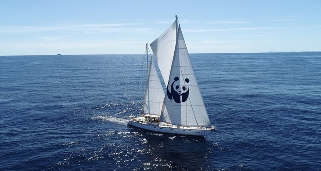 Blue Panda continues its mission in Turkish waters