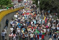 Third general strike in 2 weeks puts pressure on Colombia's Duque