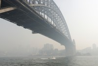 Sydney among world's top 10 most polluted cities due to smoke from bushfires