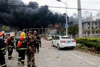 6 dead, dozens injured as massive blast rocks chemical plant in China