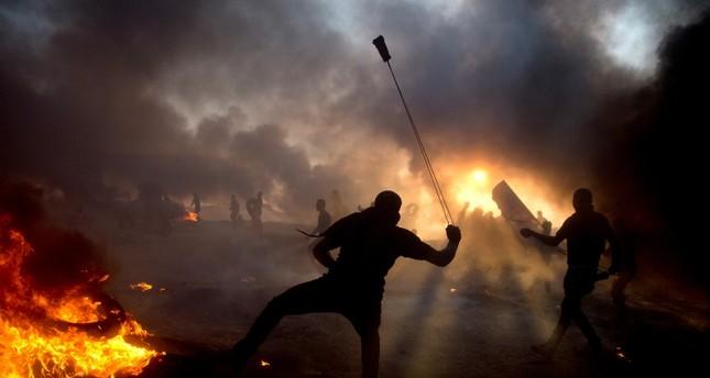 تركيا تندد بشدة بـالهجوم الإسرائيلي الشنيع على متظاهري غزة