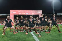 NZ beats France to extend lead in World Rugby Sevens