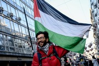 25-year-old Swedish activist to walk 5,000 kilometers for Palestine