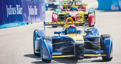pFormula E is trying to focus on the present but looking very much to the future as the electric racing series powers up for the start of season four in Hong Kong this weekend./p  pThe 2017/18...