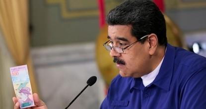 Hyperinflation: Venezuela streicht fünf Nullen