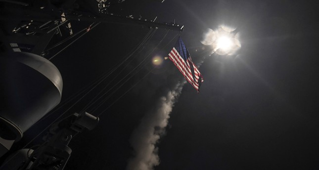 Trump says open to additional strikes on Syria if use of chemical weapons continues