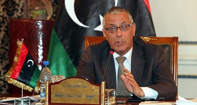 رئيس الوزراء الليبي السابق علي زيدان  -EPA