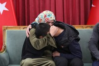Another mother reunites with son kidnapped by PKK