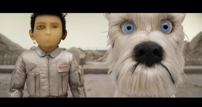 """""""The Isle of Dogs"""" by Wes Anderson."""