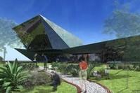 مخطط للمتحف المومع بناؤه (الأناضول)