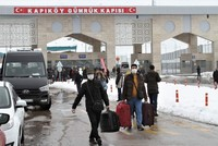 Coronavirus: Turkey monitors Iran border, sends more aid to China