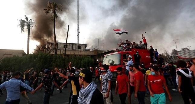 هدوء حذر بالبصرة بعد 4 أيام من الاحتجاجات الغاضبة