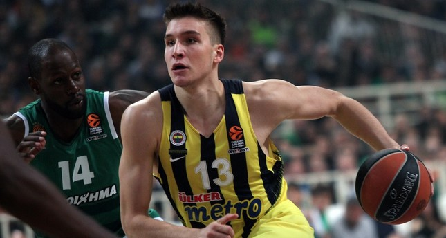 The 24-year-old from Belgrade, who helped Serbia capture 2016 Rio Olympic silver, was this season's Turkish League Most Valuable Player while leading Fenerbahçe to its first EuroLeague title last month.