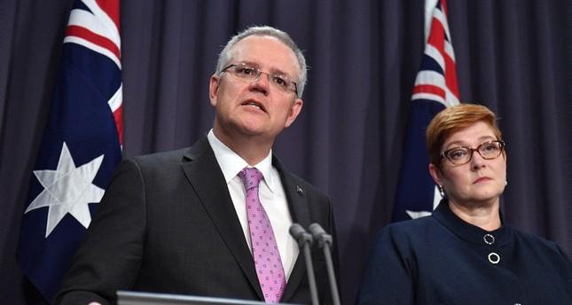 Australia PM faces backlash over Israel embassy move