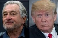 De Niro blasts 'racist, white supremacist, fascist' Trump