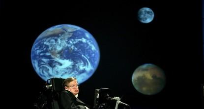 Stephen Hawking: A brilliant mind that transcended universe