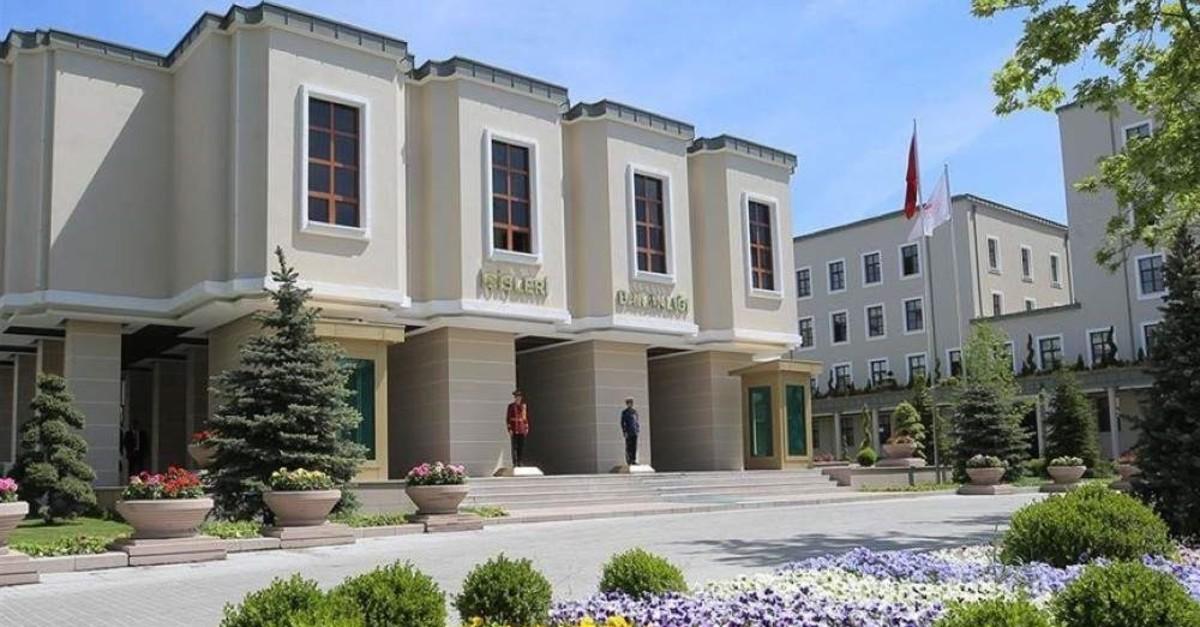 Interior Ministry (AA Photo)