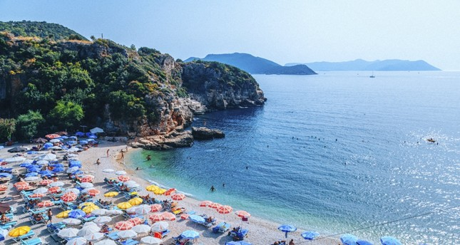 Resort city of Antalya sees new all-time daily high in number of visitors